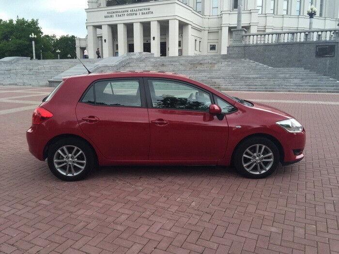 Аренда авто Toyota Аuris - фото 3