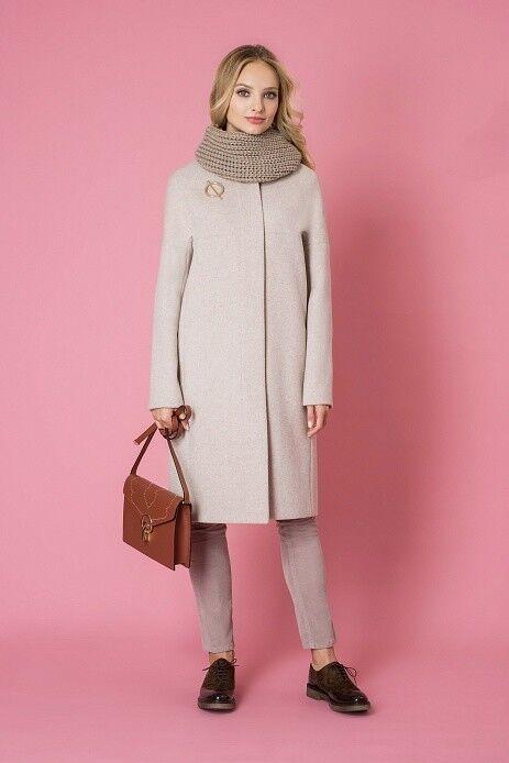 Верхняя одежда женская Elema Пальто женское демисезонное 1-8426-1 - фото 1