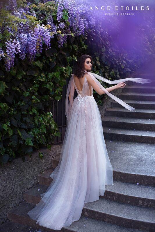 Свадебный салон Ange Etoiles Платье свадебное Ali Damore Afina - фото 2