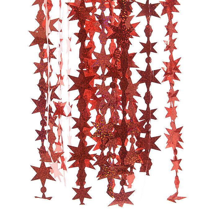 Елка и украшение mb déco Елочная мишура «Звезды» - фото 2
