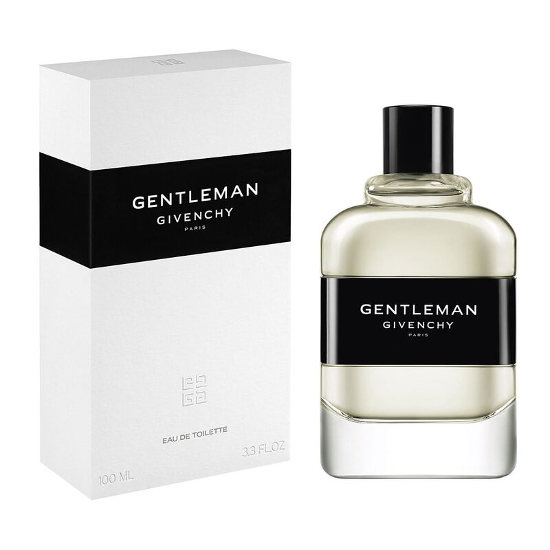 Парфюмерия Givenchy Туалетная вода Gentleman - фото 1