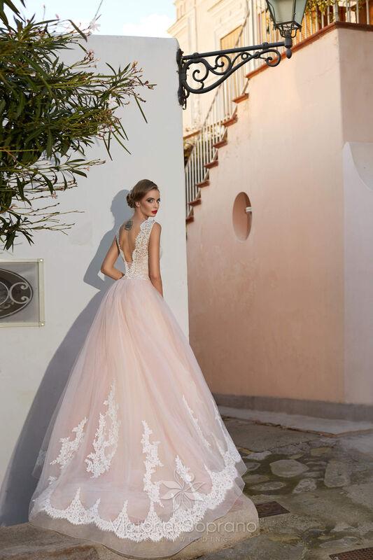 Свадебное платье напрокат City Bride Свадебное платье VS11718 - фото 2