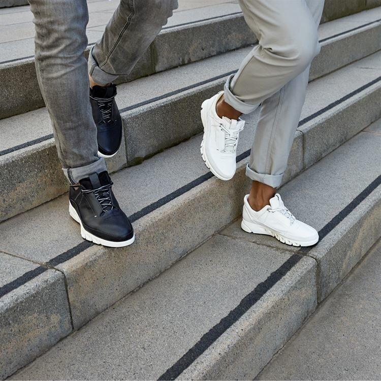 Обувь мужская ECCO Кроссовки OMNI-VENT 880124/01001 - фото 2