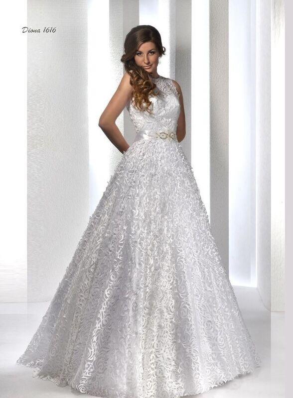 Свадебный салон Rafineza Платье свадебное Diona - фото 1