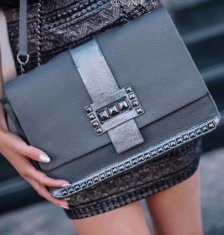 Магазин сумок Vezze Кожаная женская сумка C00396 - фото 1
