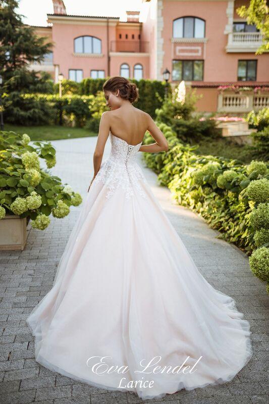 Свадебное платье напрокат Eva Lendel Свадебное платье Larice - фото 2