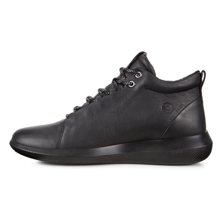 Обувь мужская ECCO Кроссовки высокие SCINAPSE 450574/01001 - фото 2