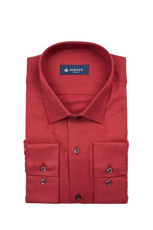 Кофта, рубашка, футболка мужская BIENTE Сорочка верхняя мужская BS518 - фото 1