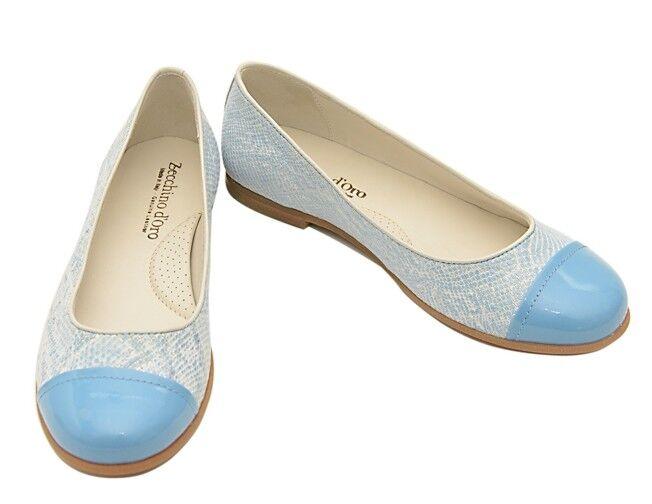 Обувь детская Zecchino d'Oro Туфли для девочки F01-3150-1 - фото 2