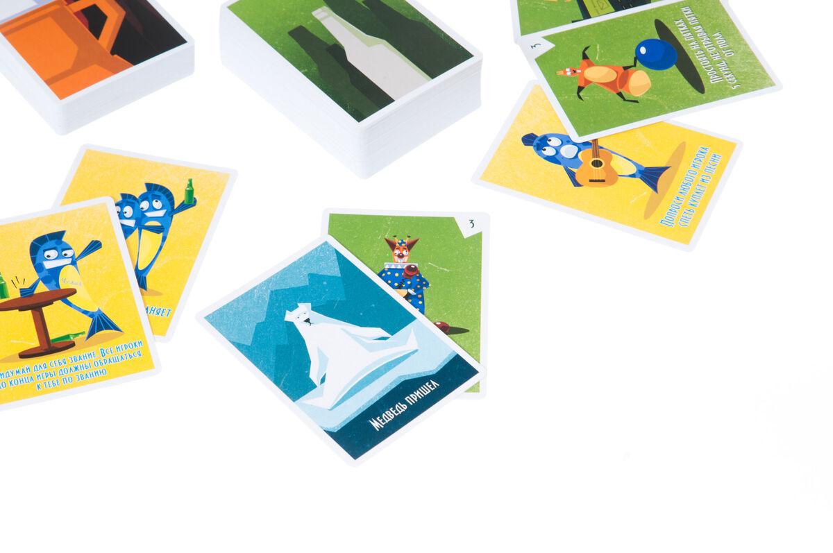 Подарок на Новый год Magellan Игра настольная «Ёрш» Компакт - фото 6