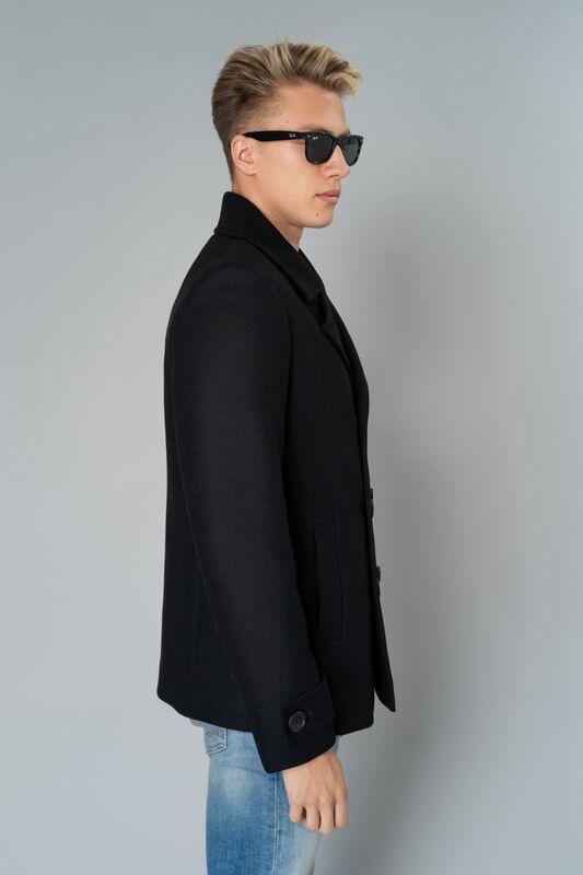 Верхняя одежда мужская Etelier Пальто мужское демисезонное 1М-9598-1 - фото 2