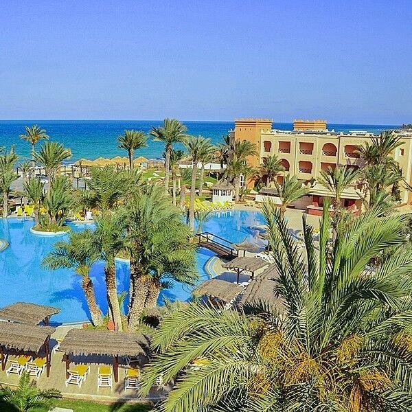 Туристическое агентство Голд Фокс Трэвел Пляжный aвиатур в Тунис, Джерба, Vincci Safira Palms 4* - фото 1