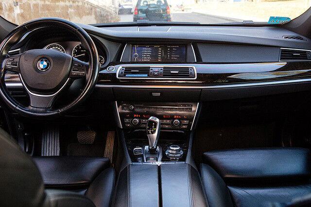 Прокат авто BMW 535i GT 2011 г.в. - фото 3