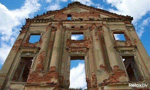Достопримечательность Ружанский замок Фото - фото 3