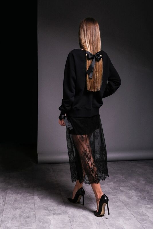 Кофта, блузка, футболка женская IVAN AIPLATOV Джемпер женский - фото 2