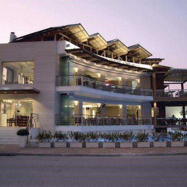 Туристическое агентство География Пляжный авиатур в Грецию, Паралия Катерини, Cosmopolitan Hotel & Spa 4* - фото 1