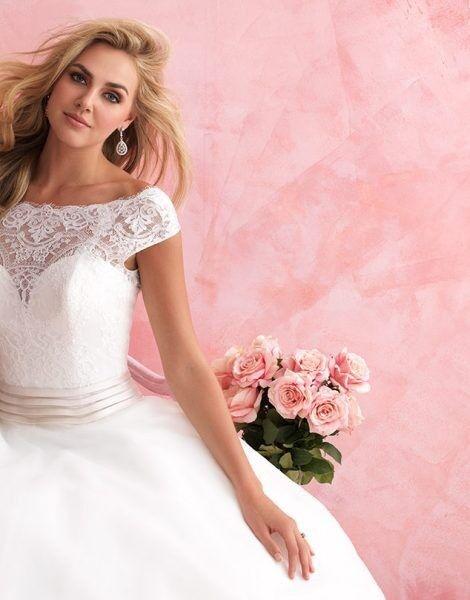 Свадебное платье напрокат Allure Bridals Платье свадебное 2806 - фото 3