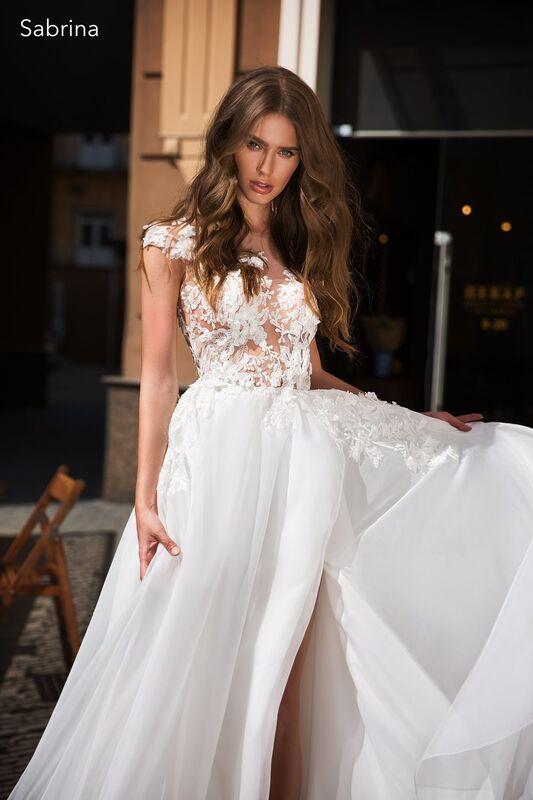 Свадебный салон Aivi Свадебное платье Sabrina (Love Repablic) - фото 4