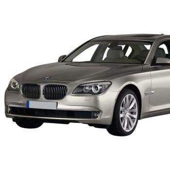 Прокат авто BMW 7 2009 г.в. - фото 1