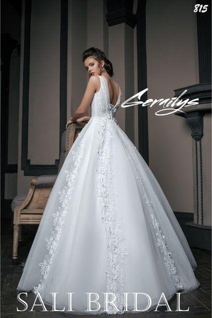 Свадебный салон Sali Bridal Свадебное платье 815 Sali Bridal - фото 3