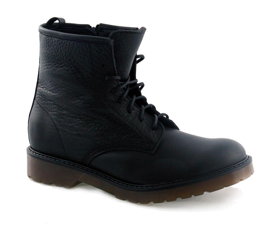 Обувь мужская William Massimi Ботинки мужские ale testa di moro - фото 1