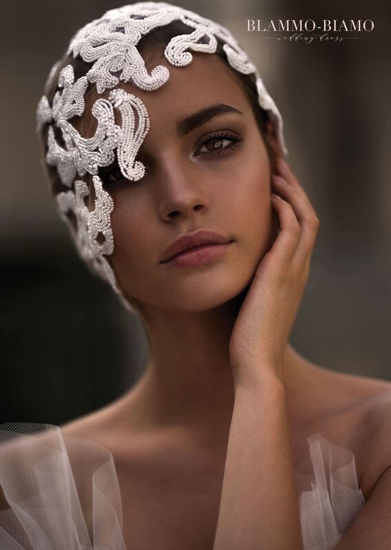 Свадебный салон Blammo-Biamo Свадебное платье The Rice Asta - фото 5