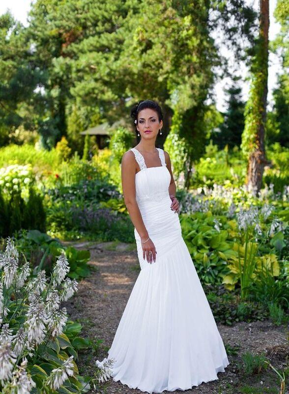 Свадебный салон Robe Blanche Платье свадебное Gracia - фото 1