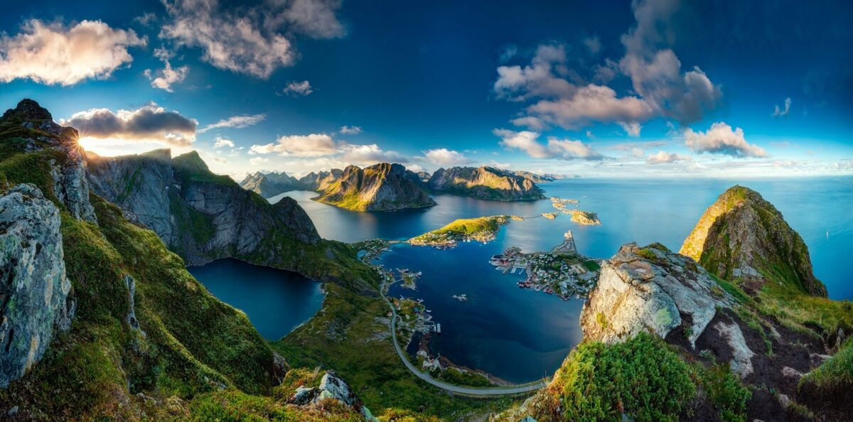 Туристическое агентство Южный край Автобусный тур по странам Скандинавии - фото 2