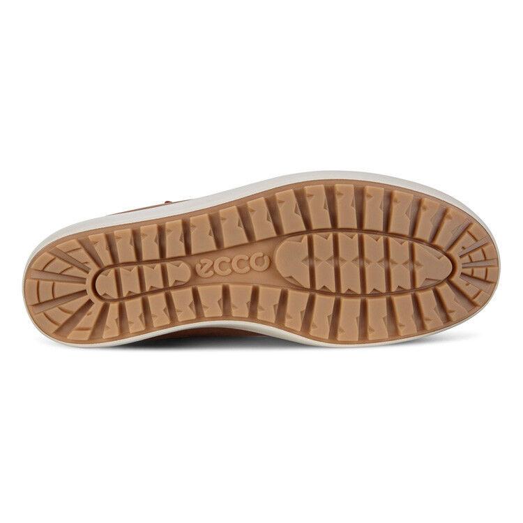 Обувь женская ECCO Кеды высокие SOFT 7 TRED 450163/02291 - фото 7