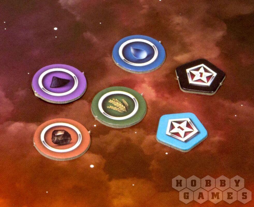 Подарок на Новый год Hobby World Настольная игра «Eminent Domain: Космическая эра» - фото 5