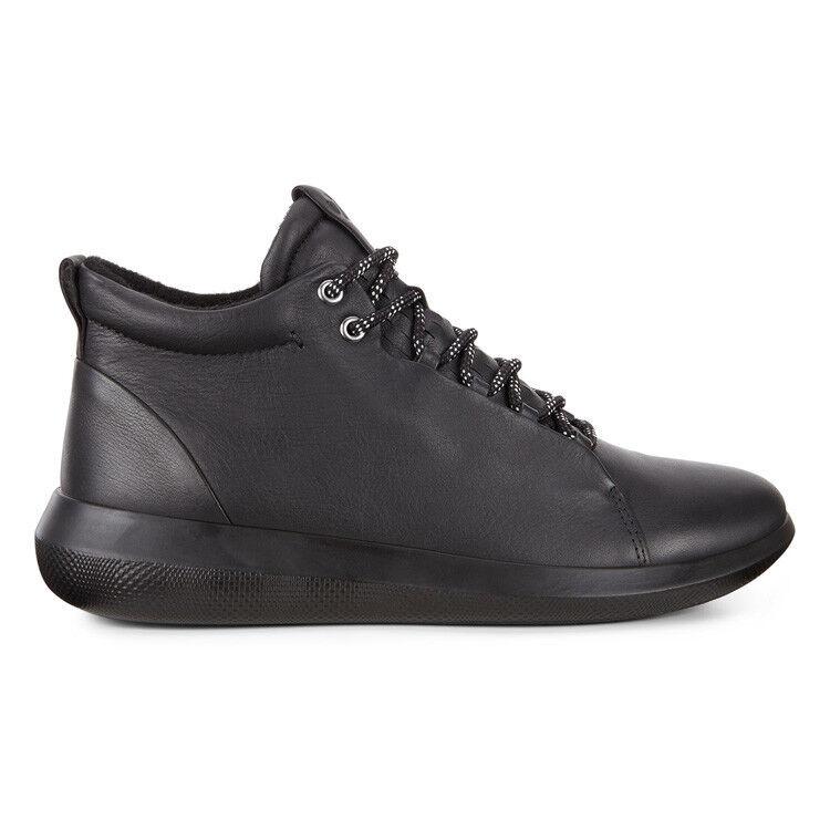 Обувь мужская ECCO Кроссовки высокие SCINAPSE 450574/01001 - фото 3