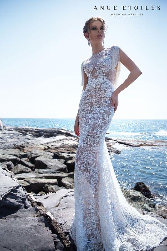 Свадебный салон Ange Etoiles Свадебное платье Madonna - фото 2