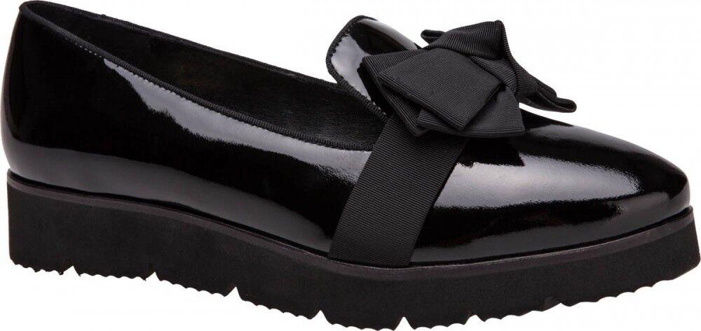 Обувь женская Alla Pugachova Туфли женские 1358-08 black - фото 1