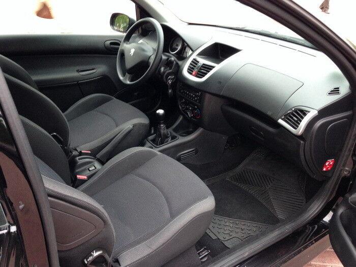 Аренда авто Peugeot 206 2010 - фото 3