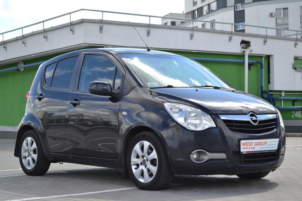Аренда авто Opel Agila 2010 - фото 3