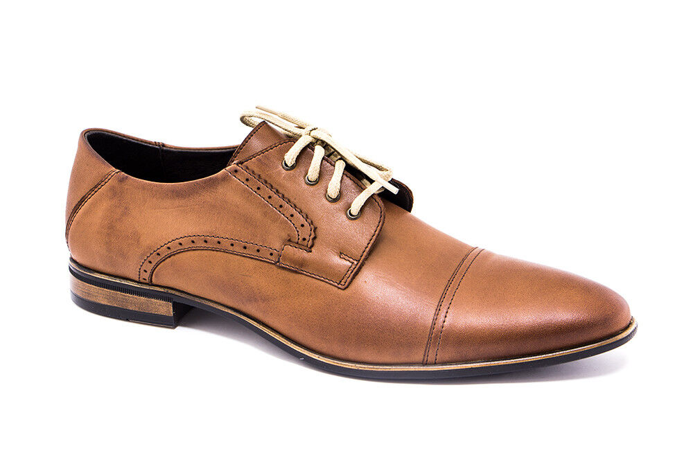 Обувь мужская Krisbut Полуботинки мужские 4949-2-1 - фото 1