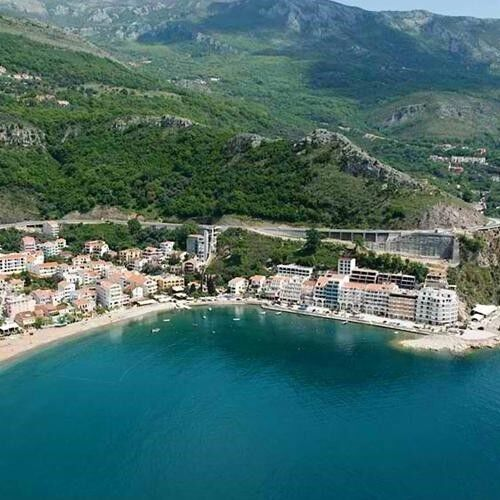 Туристическое агентство Denvi Travel Пляжный авиатур в Черногорию, Рафаиловичи, Obala Zelena 3* - фото 1