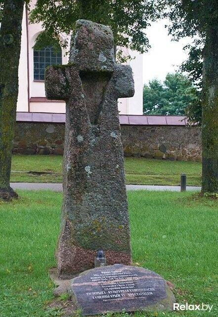 Достопримечательность Костел Святого Иоанна Крестителя Фото - фото 3