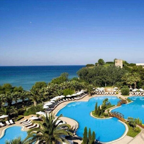 Туристическое агентство EcoTravel Пляжный тур в Грецию, Халкидики, Sani Beach 5* - фото 1