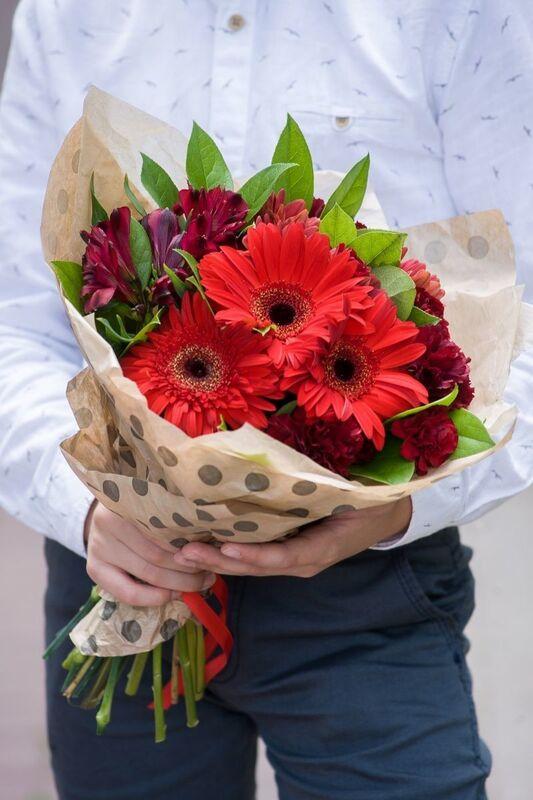 """Магазин цветов Долина цветов Букет  """"Для Вас"""" - фото 3"""