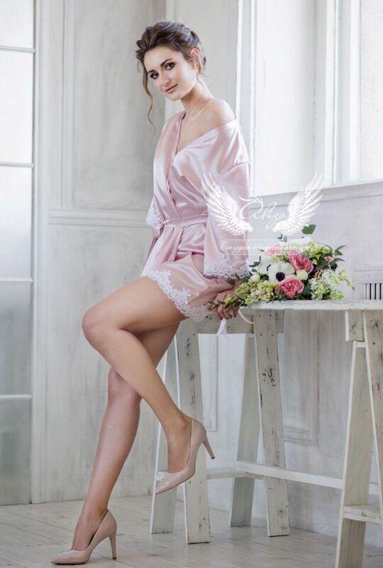 Свадебный аксессуар ALIZA Халатик - фото 1