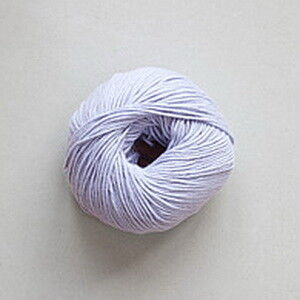 Товар для рукоделия Debbie Bliss Пряжа Eco Baby 41 Pale Lilac - фото 1