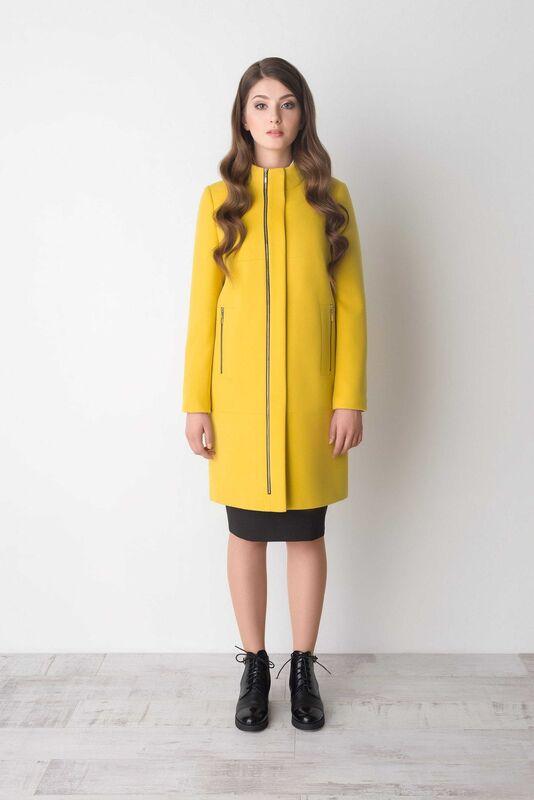 Верхняя одежда женская Elema Пальто женское демисезонное Т-6249 - фото 1