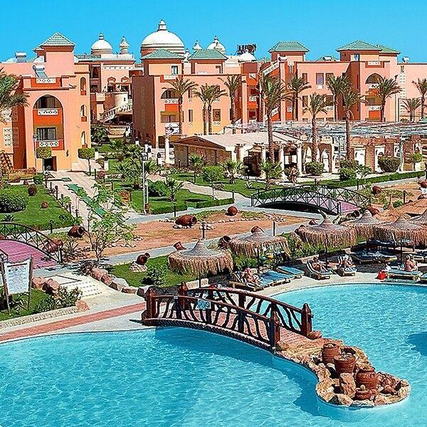 Горящий тур Суперформация Пляжный тур в Египет, Хургада, Albatros Aqua Park Hurghada 4* - фото 1