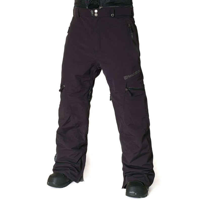 Спортивная одежда Horsefeathers Сноубордические брюки Sonic 1516 черный - фото 1