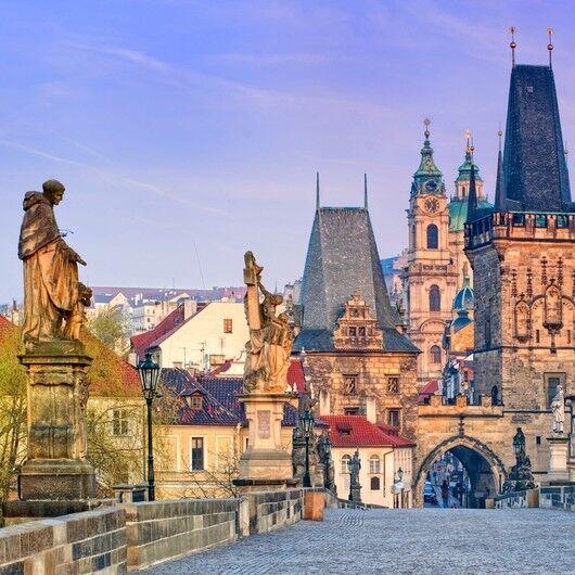 Туристическое агентство A La Carte Экскурсионный авиатур в Чехию, Прага - фото 1