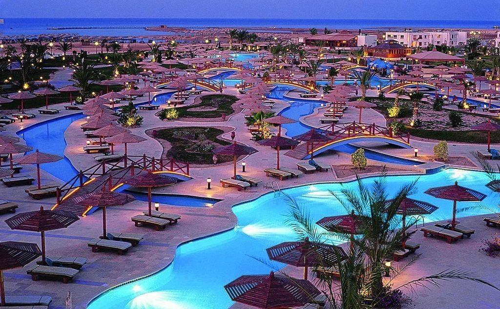 Туристическое агентство Санни Дэйс Пляжный авиатур в Египет, Хургада, Long Beach Resort 4* - фото 7