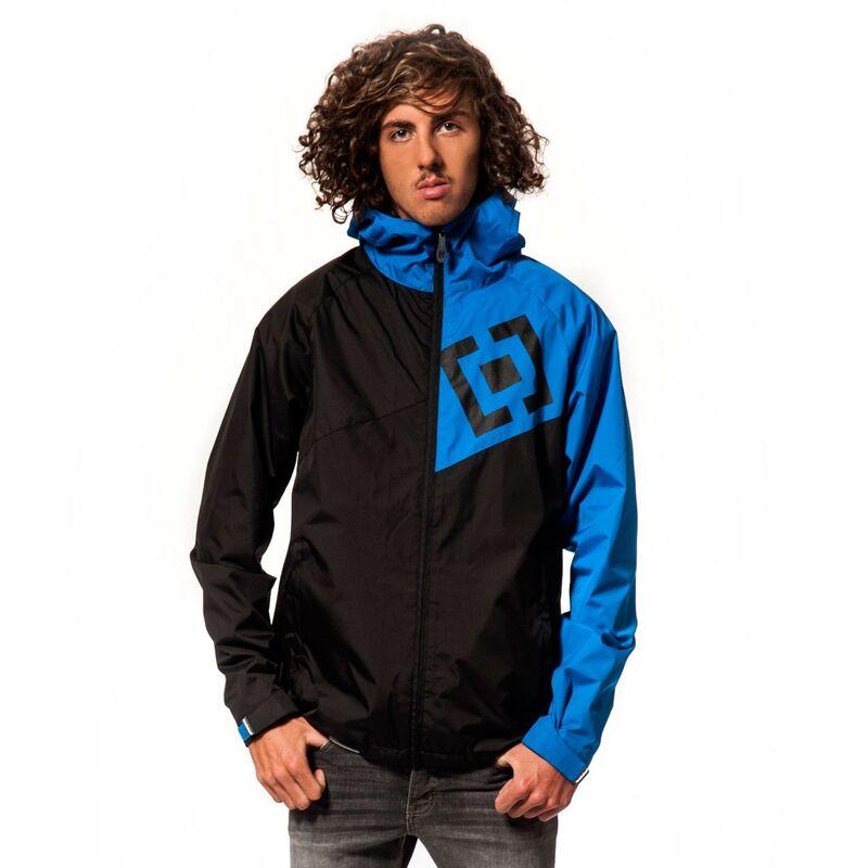 Спортивная одежда Horsefeathers Куртка ветровка Genesis черно-синий SM550B - фото 1