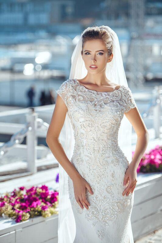 Свадебное платье напрокат Nicole Платье свадебное Sarra - фото 3