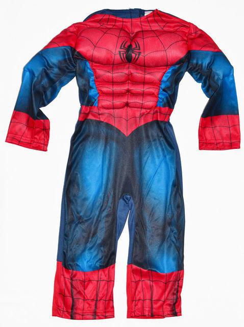 Карнавальный костюм КРАМАМАМА Костюм карнавальный «Человек Паук» - фото 1